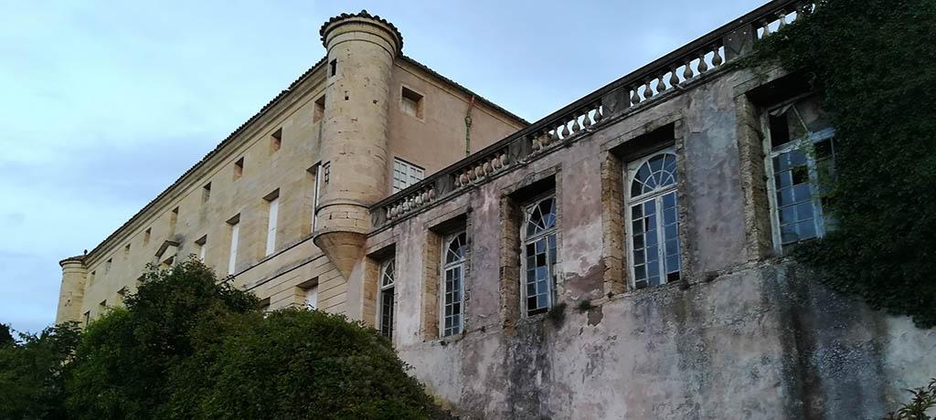 Le château qui attend
