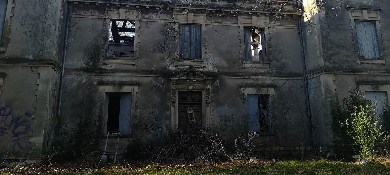 Le Château sans planchers